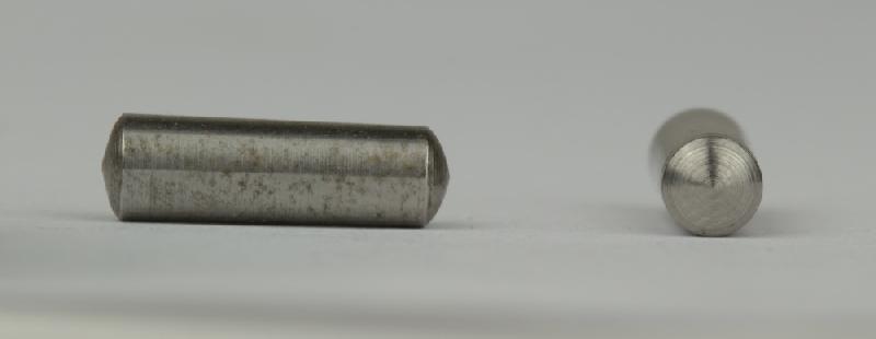 Kegelstifte DIN 1 Stahl blank Form B gedreht d 8-12 mm