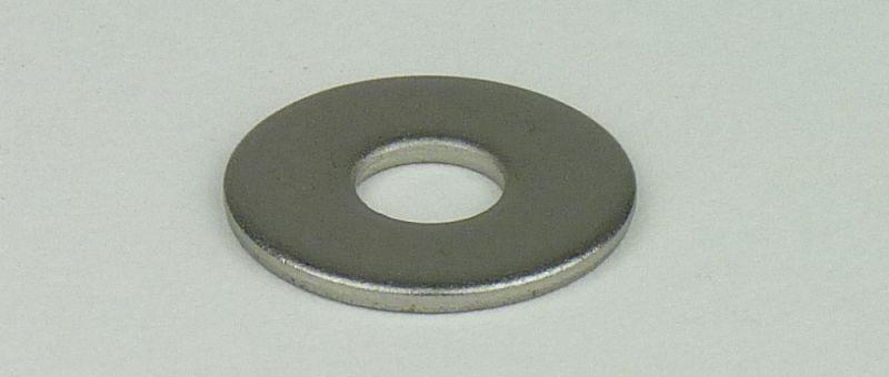 DIN 9021 17mm verzinkt Unterlegscheiben groß 13 Unterlegscheibe 15