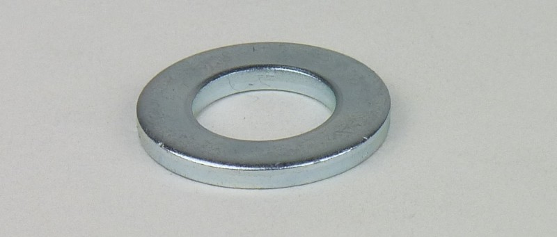 50 Stück Unterlegscheiben DIN 125-A Edelstahl A2 A 28,0 für M27