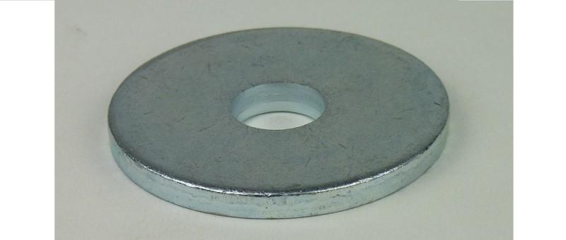 M10  Unterlegscheibe aus Kupfer 10x14x1 mm 25 Stück