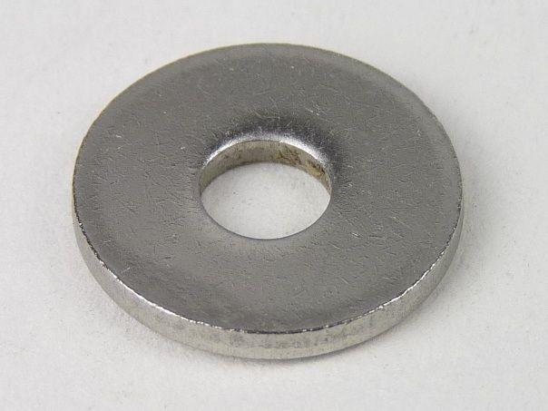 A2 blank 100x DIN 433 Scheiben 13 x 20 x 2 für Zylinderschrauben